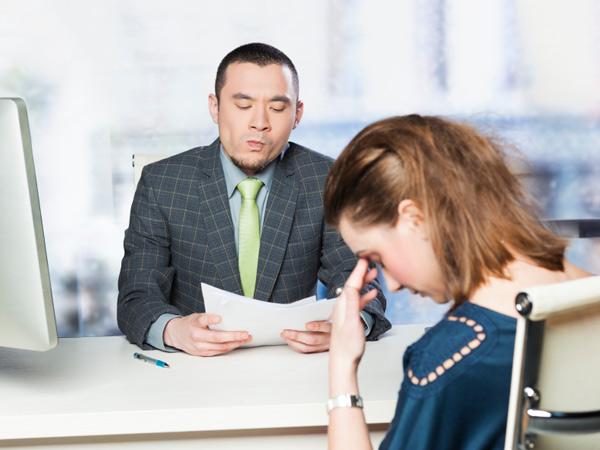 15 خطأ يجب أن تتجنبهم عند إجراء المقابلة الشخصية